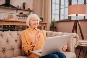 in home health care provider Alpharetta_video chat